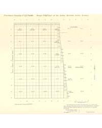 Allotment Map of Fractional Township 23 ... by Department of the Interior Office of Indian Affair...