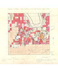 Allotment Map of Township 9 : North 1 of... by Department of the Interior Office of Indian Affair...