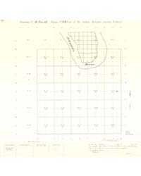 Allotment Map of Township 9 : North 2 of... by Department of the Interior Office of Indian Affair...