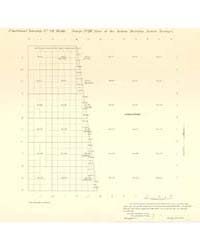 Allotment Map of Fractional Township 18 ... by Department of the Interior Office of Indian Affair...