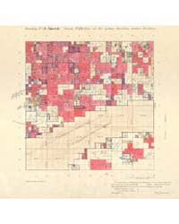 Allotment Map of Township 9 : North of R... by Department of the Interior Office of Indian Affair...