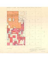 Allotment Map of Township 9 : South of R... by Department of the Interior Office of Indian Affair...