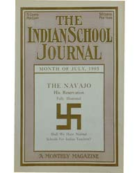 Indian School Journal : Volume 5 ; July ... by Indian School Journal