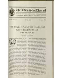 Indian School Journal : Volume 15, Numbe... by Indian School Journal