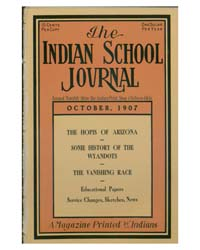 Indian School Journal : Volume 7, Number... by Indian School Journal