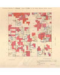 Allotment Map of Fractional Township 5 :... by Department of the Interior Office of Indian Affair...