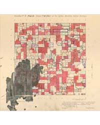 Allotment Map of Township 7 : North 1 of... by Department of the Interior Office of Indian Affair...