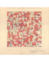 Allotment Map of Township 7 : North 2 of... by Department of the Interior Office of Indian Affair...