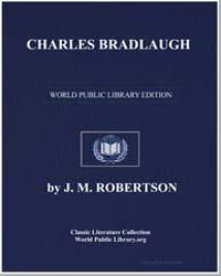 Cas Fernando Pessoa : Charles Bradlaugh by Séché, Alphonse