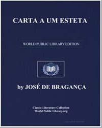 Cas Fernando Pessoa : Carta a Um Esteta by J. Colville, W.