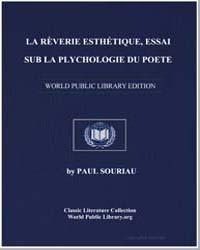 Cas Fernando Pessoa : La Rèverie Esthéti... by Bouglé, C.