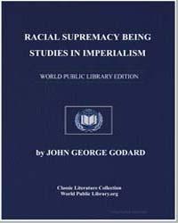 Cas Fernando Pessoa : Racial Supremacy B... by W. Hornung, E.