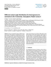 Different Contact Angle Distributions fo... by Wang, Y.