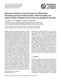 Interactive Chemistry in the Laboratoire... by Folberth, G. A.