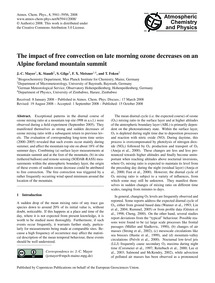 The Impact of Free Convection on Late Mo... by Mayer, J.-c.