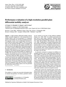 Performance Evaluation of a High-resolut... by Santos, J. P.