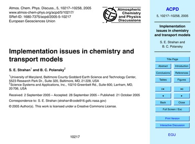 Implementation Issues in Chemistry and T... by Strahan, S. E.