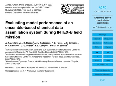 Evaluating Model Performance of an Ensem... by A. F. Arellano Jr., K.