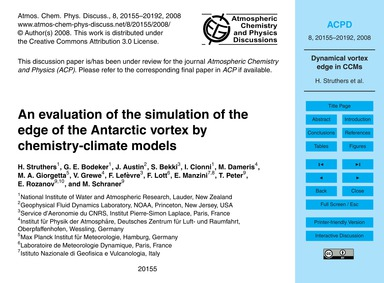 An Evaluation of the Simulation of the E... by Struthers, H.