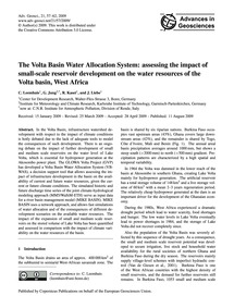 The Volta Basin Water Allocation System:... by Leemhuis, C.