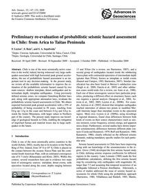 Preliminary Re-evaluation of Probabilist... by Leyton, F.