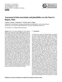 Assessment of Data Uncertainty and Plaus... by Biskop, S.