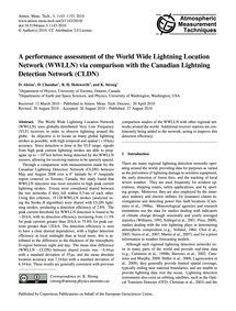 A Performance Assessment of the World Wi... by Abreu, D.