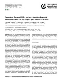 Evaluating the Capabilities and Uncertai... by Spiegel, J. K.