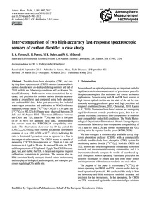 Inter-comparison of Two High-accuracy Fa... by Flowers, B. A.