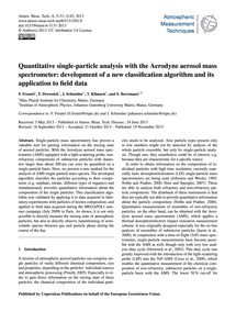 Quantitative Single-particle Analysis wi... by Freutel, F.