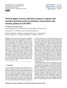 Towards Higher Accuracy and Better Frequ... by Wildmann, N.
