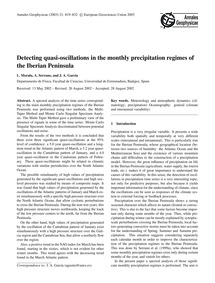 Detecting Quasi-oscillations in the Mont... by Morala, L.