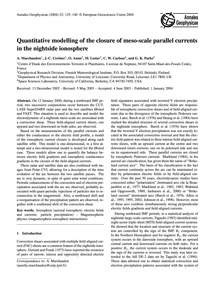 Quantitative Modelling of the Closure of... by Marchaudon, A.