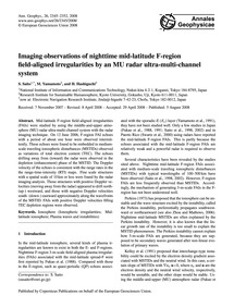 Imaging Observations of Nighttime Mid-la... by Saito, S.