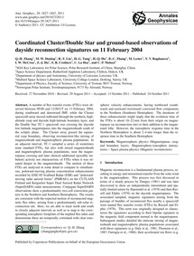 Coordinated Cluster/Double Star and Grou... by Zhang, Q.-h.