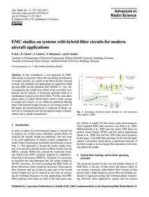 Emc Studies on Systems with Hybrid Filte... by Kut, T.