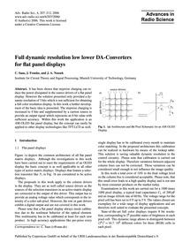 Full Dynamic Resolution Low Lower Da-con... by Saas, C.
