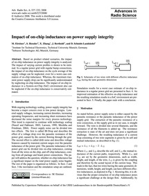 Impact of On-chip Inductance on Power Su... by Eireiner, M.