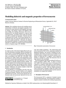 Modelling Dielectric and Magnetic Proper... by Frenzel, T.