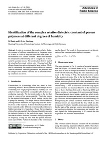 Identification of the Complex Relative D... by Haake, K.