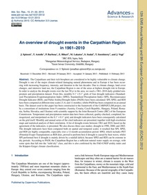An Overview of Drought Events in the Car... by Spinoni, J.