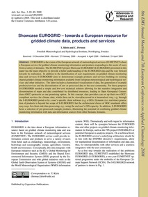 Showcase Eurogrid – Towards a European R... by Klein, T.