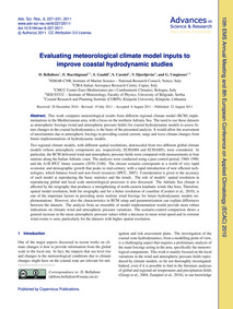 Evaluating Meteorological Climate Model ... by Bellafiore, D.
