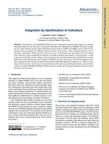 Integration by Identification of Indicat... by Giannini, V.