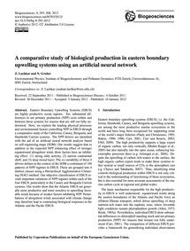 A Comparative Study of Biological Produc... by Lachkar, Z.