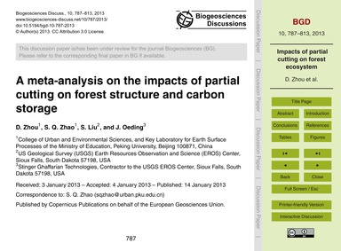 A Meta-analysis on the Impacts of Partia... by Zhou, D.