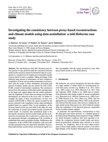 Investigating the Consistency Between Pr... by Mairesse, A.