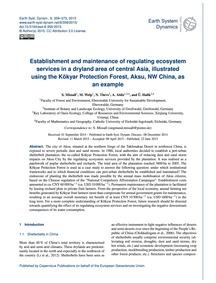 Establishment and Maintenance of Regulat... by Missall, S.