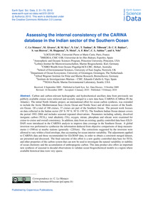 Assessing the Internal Consistency of th... by Lo Monaco, C.