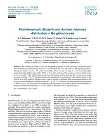 Picoheterotroph (Bacteria and Archaea) B... by Buitenhuis, E. T.